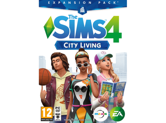 The Sims 4 City Living (PC)