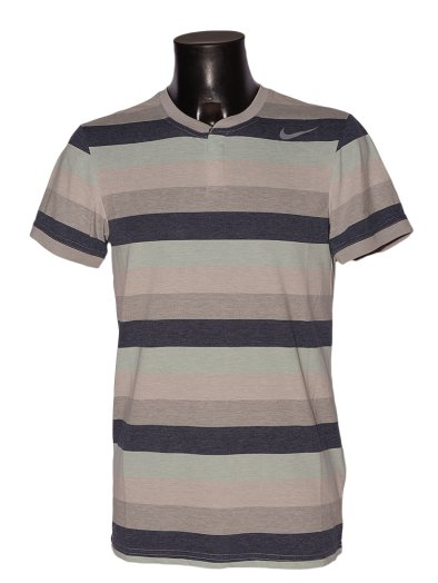 DRI-FIT TOUCH STRIPE HENLEY