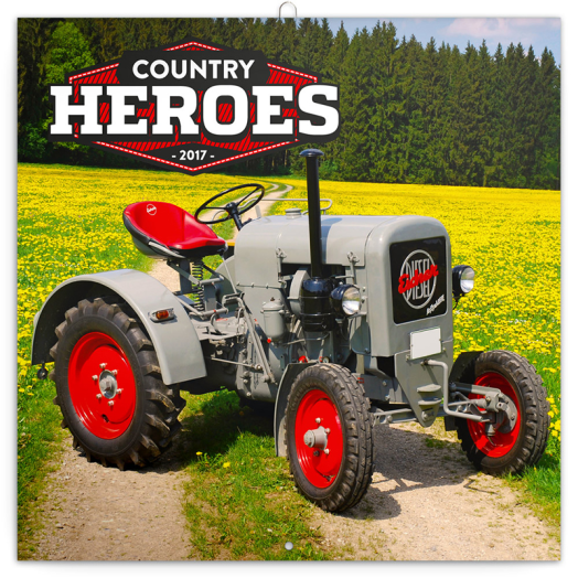 Falinaptár Country Heroes 6097