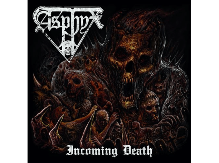 Incoming Death (CD)