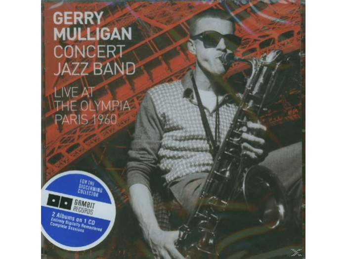 Live at Olympia Paris 1960 (CD)