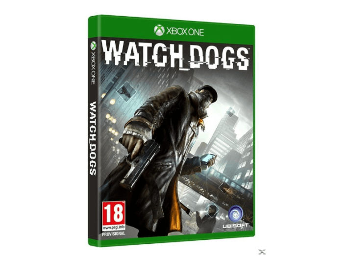 Watch Dogs Special Edition Xbox One