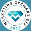 Marketing Gyémánt Díj 2015