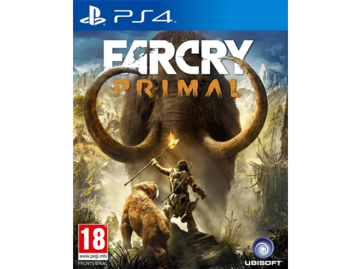 Far Cry Primal Special Edition (PS4)