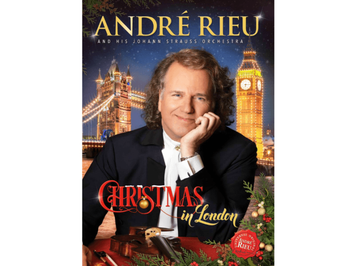 Christmas in London (Blu-ray)