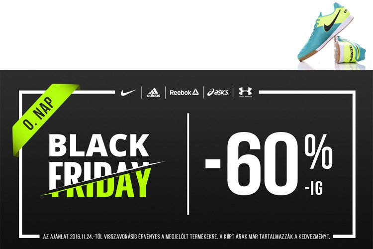 Black Friday napok a Playmaxban