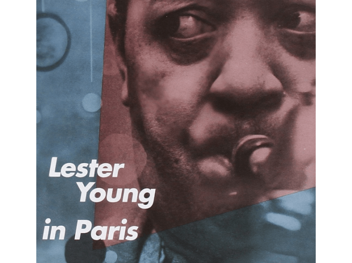 Lester Young in Paris (CD)