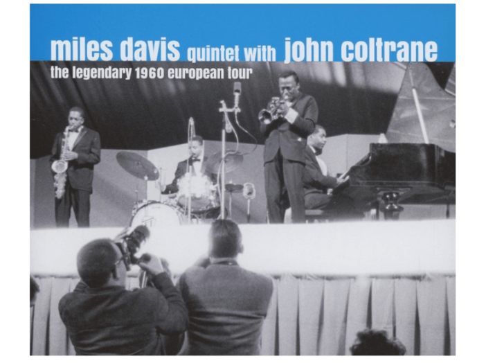 Legendary 1960 European Tour (CD)