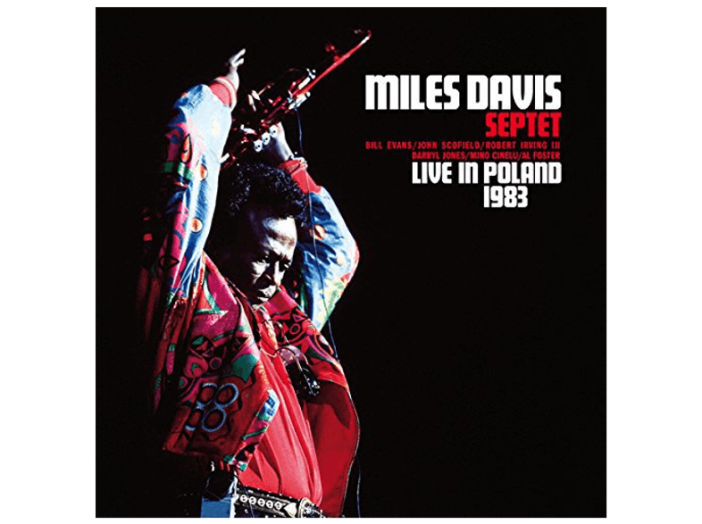 Live in Poland 1983 (CD)