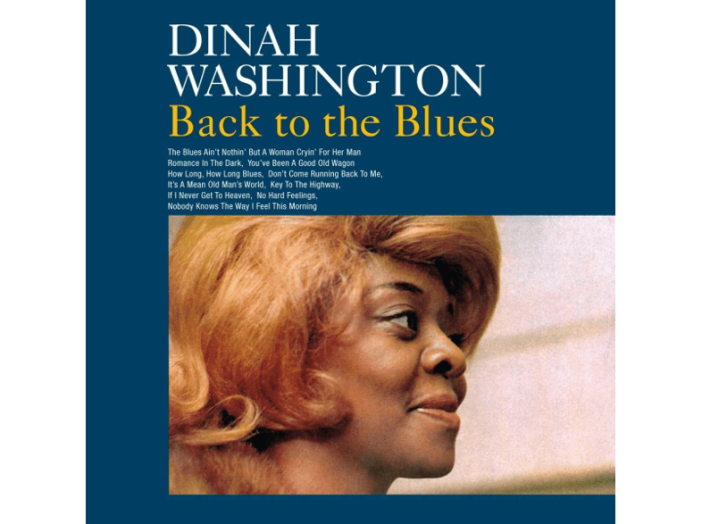 Back to the Blues (CD)