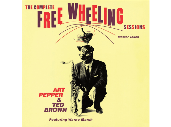 The Complete Free Wheeling Sessions (CD)