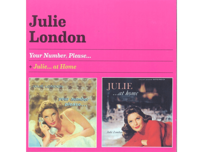 Your Number Please/At Home (CD)