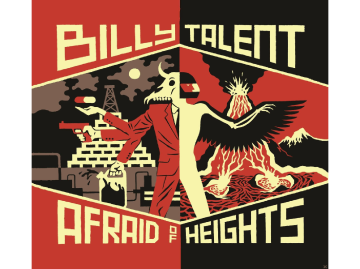 Afraid of Heights (Deluxe Edition) CD