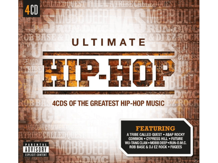 Ultimate... Hip-Hop (CD)