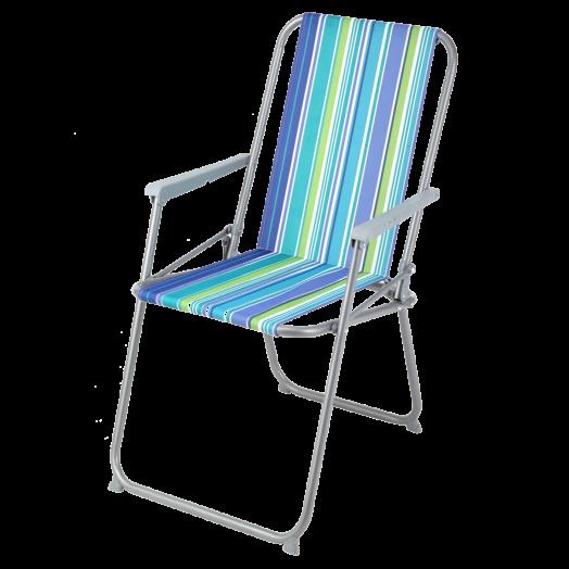 magas támlás kemping szék