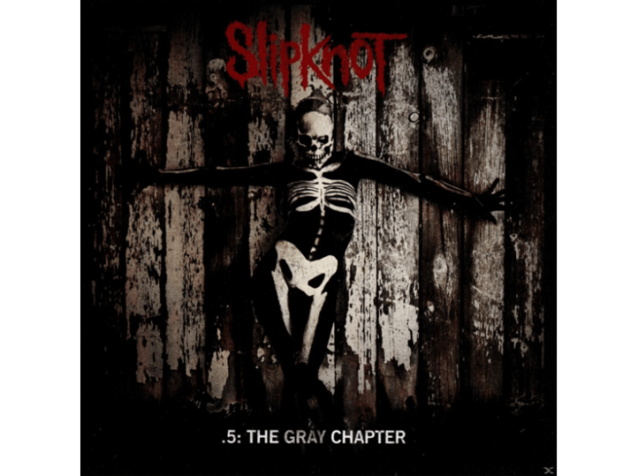 .5 - The Gray Chapter CD