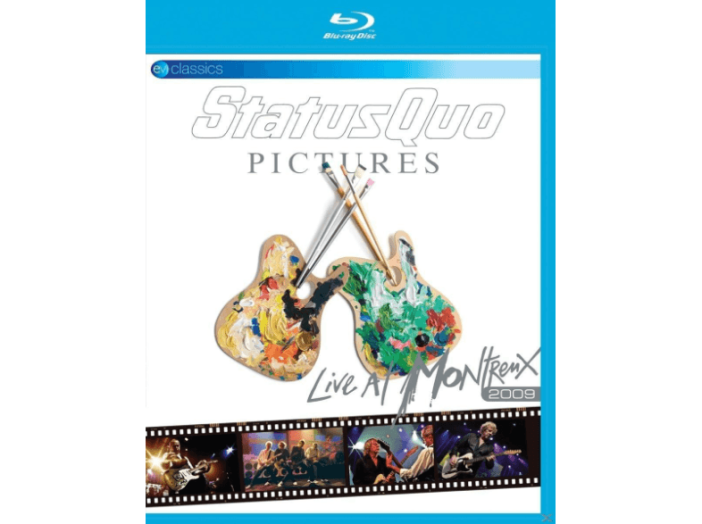 Pictures - Live at Montreux 2009 Blu-ray