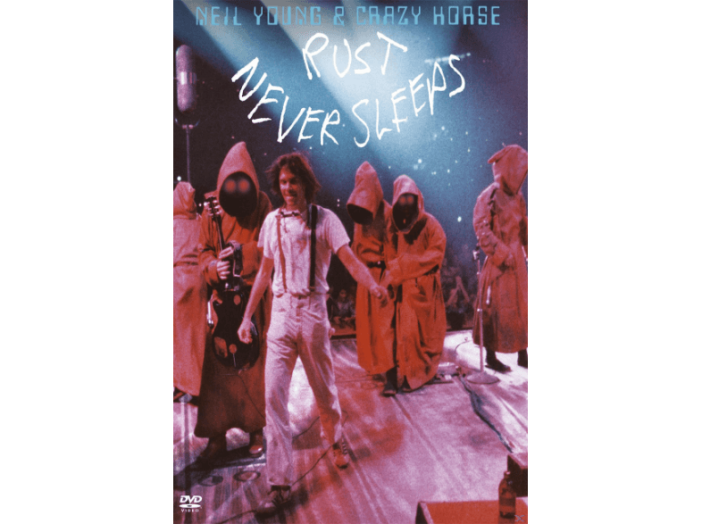 Rust Never Sleeps DVD