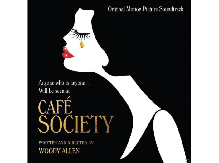 Café Society (Original Motion Picture Soundtrack) CD