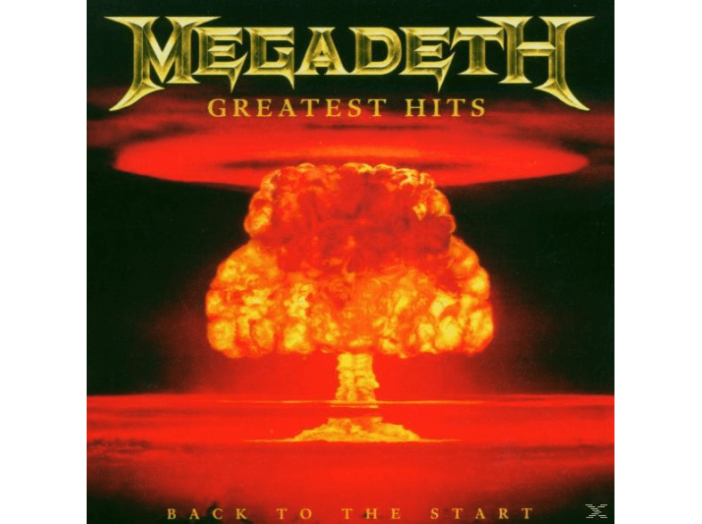 Greatest Hits - Back to The Start CD