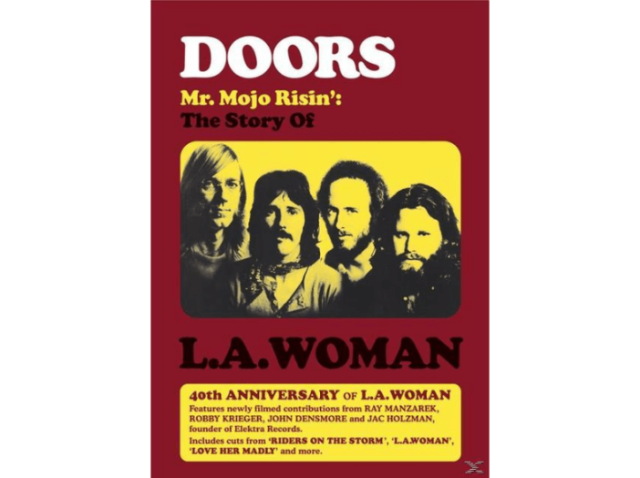 Mr Mojo Risin' - The Story of L.A. Woman DVD