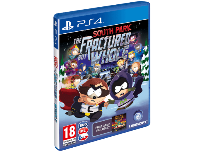 South Park: The Fractured But Whole (PlayStation 4)