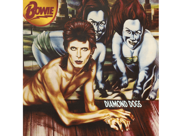 Diamond Dogs (CD)