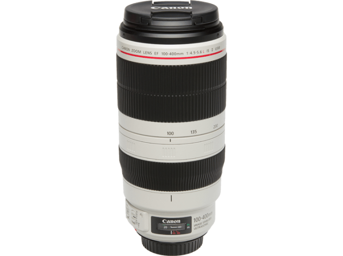 EF 100-400 mm f/4.5-5.6 L IS II USM objektív