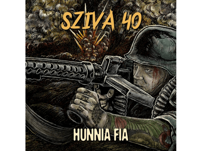Hunnia fia (Digipak) (CD)