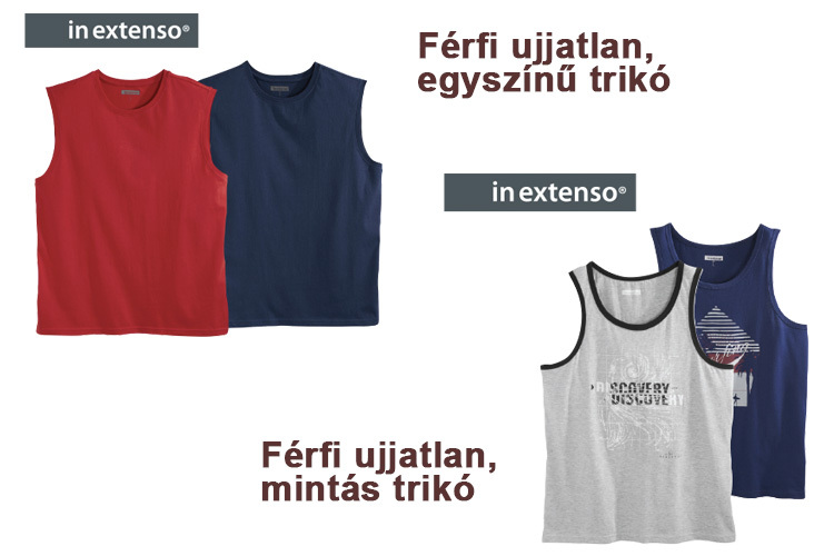 2ec0fc3a03 In extenso férfi, női és gyerek ruhák a nyárra! - globalplaza