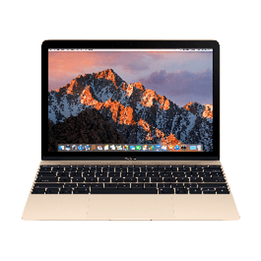 "MacBook 12"" 512GB Arany"