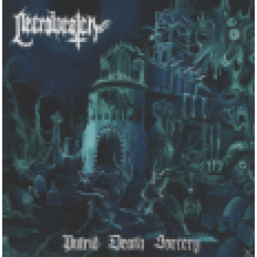 Putrid Death Sorcery CD