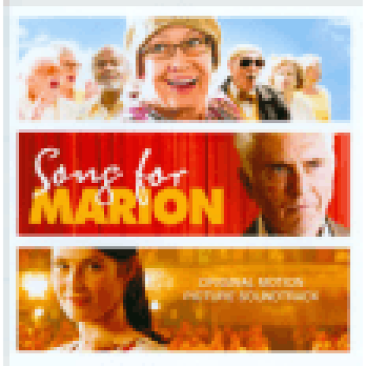 Song for Marion (Original Motion Picture Soundtrack) (Dal Marionnak) CD