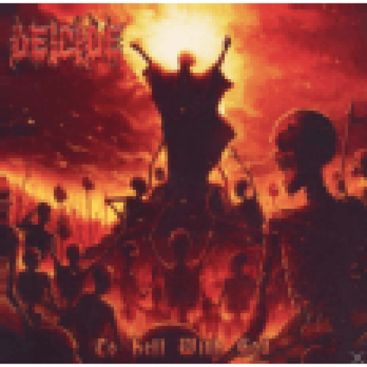 To Hell with God CD