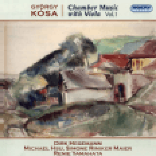 Chamber Music with Viola Vol. 1 CD