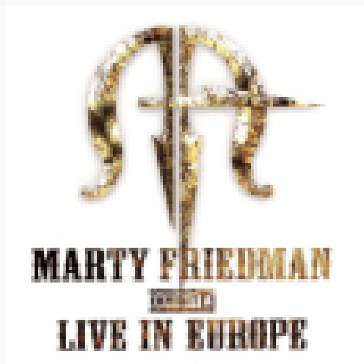 Exhibit A - Live In Europe CD