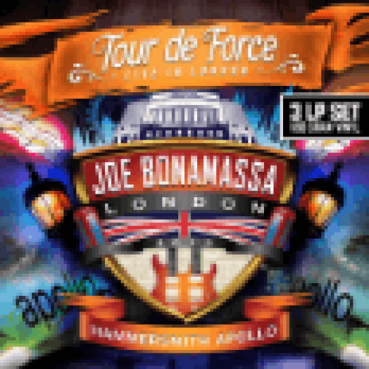 Tour De Force - Live In London, Hammersmith Apollo 2013 LP