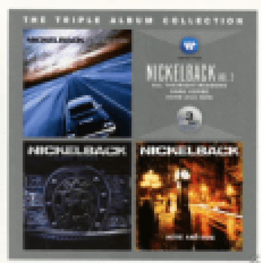 The Triple Album Collection Vol. 2 (CD)
