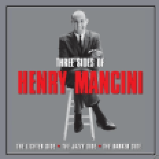 Three Sides of Henry Mancini CD