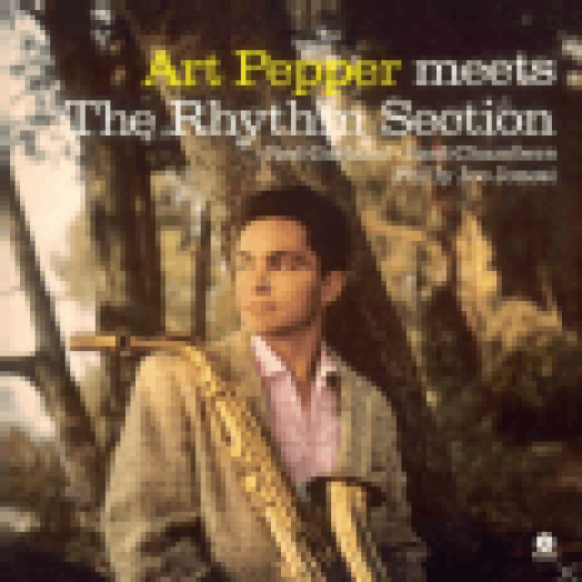 Meets the Rhythm Section (Vinyl LP (nagylemez))
