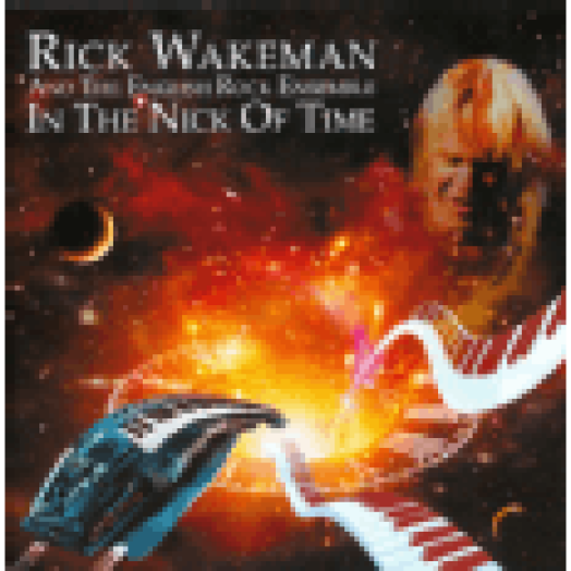In The Nick of Time - Live in 2003 (Official Remastered Edition) CD