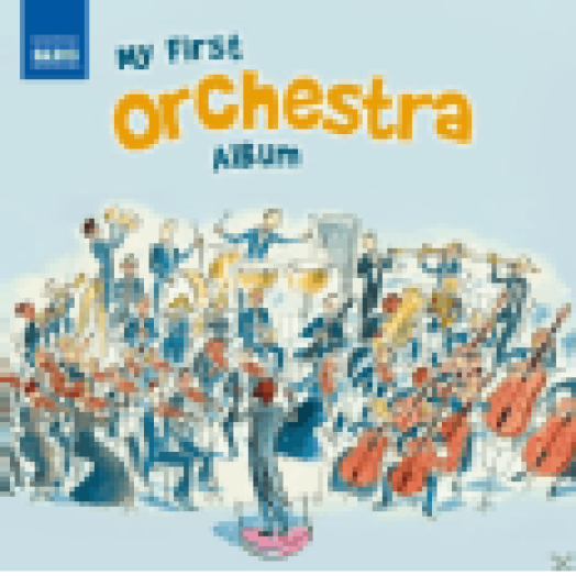 My First Orchestra Album CD