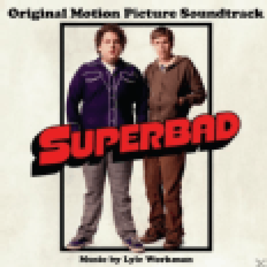 Superbad (Original Motion Picture Soundtrack) (Superbad, avagy miért ciki a szex?) LP