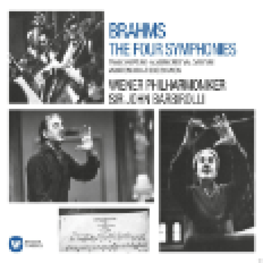 The Four Symphonies CD