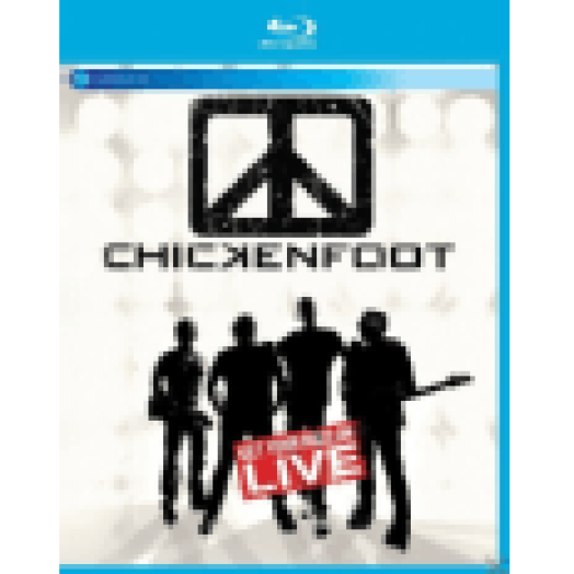 Get Your Buzz On - Live Blu-ray