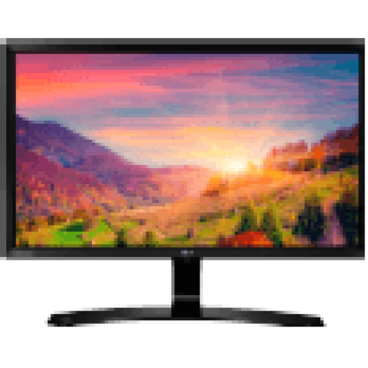 "24MP58VQ-P 23,8"" Full HD IPS monitor DVI, HDMI, D-Sub"