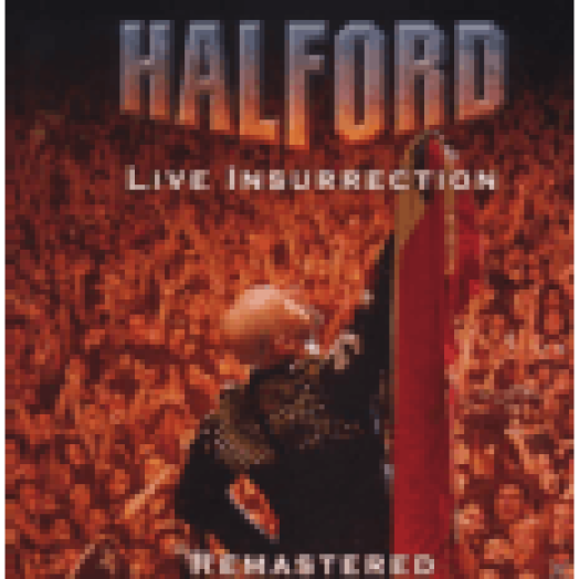 Live Insurrection (Remastered) CD
