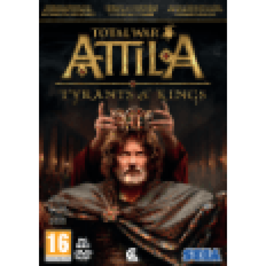 Total War: Attila - Tyrants & Kings (PC)