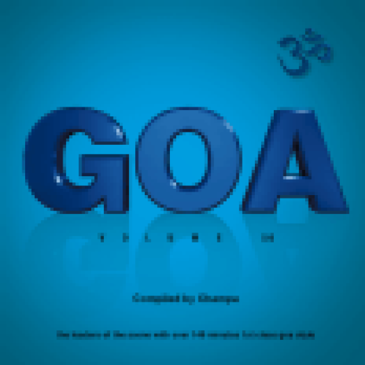 Goa Volume 56 CD