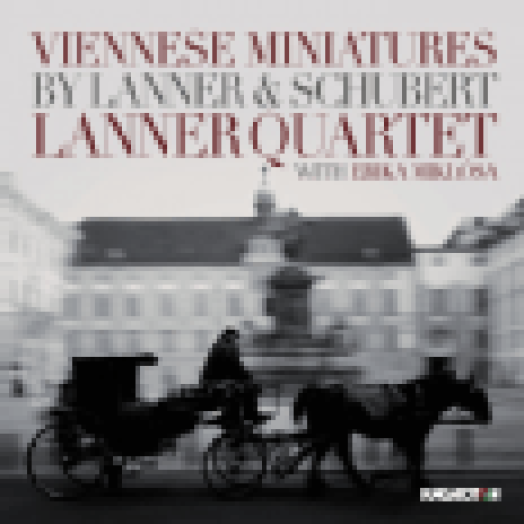 Viennese Miniatures by Lanner & Schubert CD